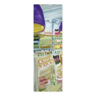 Paul Lamotte Interior Skinny Bookmark Pack Of Skinny Business Cards