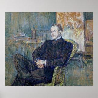 Paul Leclercq  1897 Poster