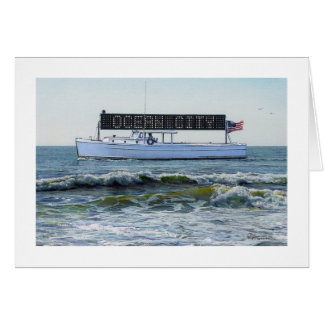 "Paul McGehee ""A Sign of Summer"" Ocean City Card"