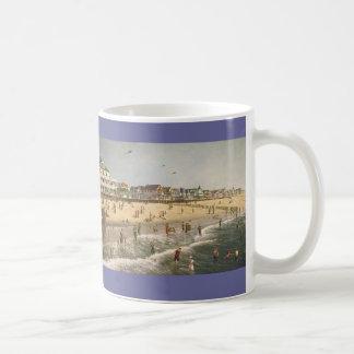"""Paul McGehee """"An Ocean City Memory"""" Mug"""