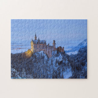 "Paul McGehee ""Bavarian Majesty"" Jigsaw Puzzle"