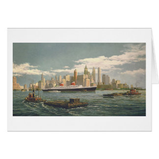 "Paul McGehee ""New York"" Card"