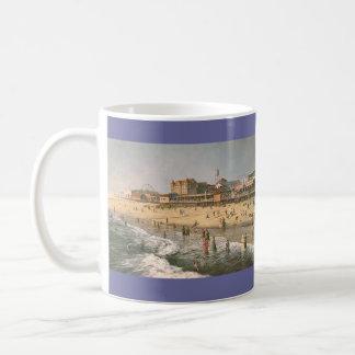 """Paul McGehee """"Old Ocean City"""" Mug"""