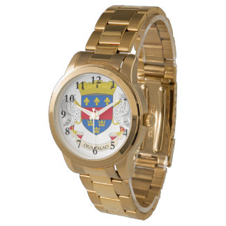 "Paul McGehee ""St. Barths"" Wristwatch"