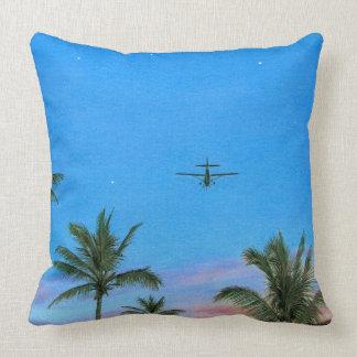 "Paul McGehee ""Treetop Flyer"" Pillow"