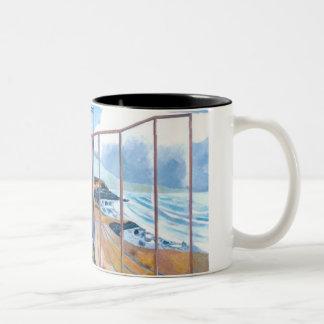 Paul Nash Two-Tone Coffee Mug