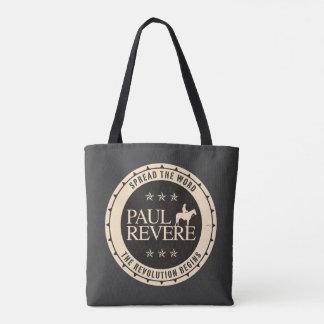 Paul Revere Tote Bag