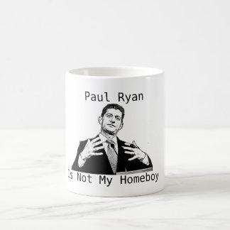 Paul Ryan Is Not My Homeboy (MUG) Coffee Mug