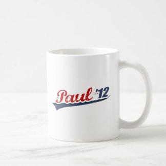 Paul Team Coffee Mugs