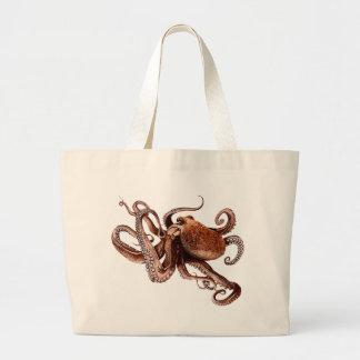 Paul The Octopus Jumbo Tote Bag