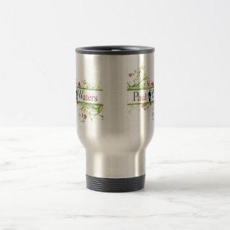 Paul Waters Travel Coffee Mug