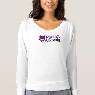 Paula G Comedy Brand Flowy Long Sleeved T-Shirt