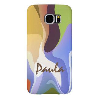 Paula Galaxy S6 case in Full Color