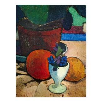 Paula Modersohn-Becker - Still Life with lemon ora Postcard
