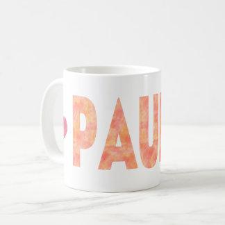 Paula mug