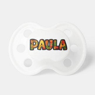 Paula pacifier