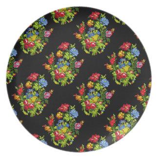 Paulina Polish Folk Art Plate