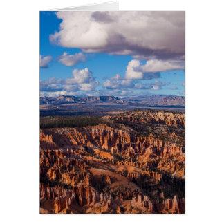 Paunsaugunt Plateau Card