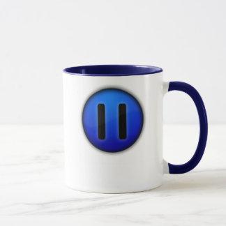 pause, Pause LifeTo let life drag you down, but... Mug
