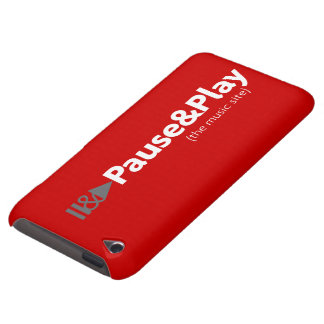 Pause & Play iPhone cover