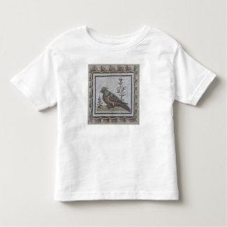 Pavement depicting a pheasant toddler T-Shirt
