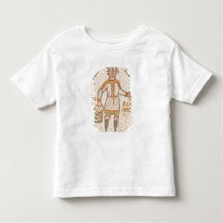 Pavement detail of a builder toddler T-Shirt