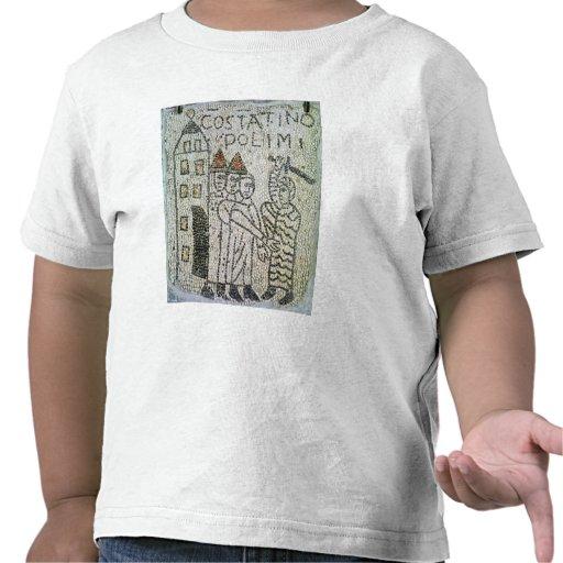 Pavement of St. John the Evangelist T-shirts