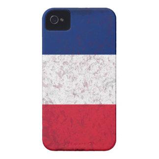 Pavillon de la France  Flag of France iPhone 4 Cover