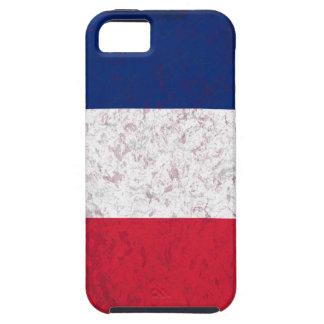 Pavillon de la France  Flag of France iPhone 5 Covers