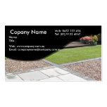 Paving Pack Of Standard Business Cards