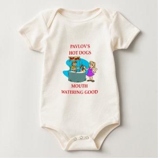 PAVLOV BABY BODYSUIT