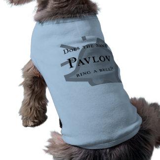 Pavlov Dog Sleeveless Dog Shirt