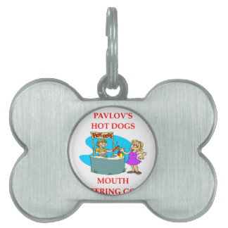 PAVLOV PET ID TAG