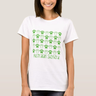 Paw by Paw Australian Shepherd T-Shirt