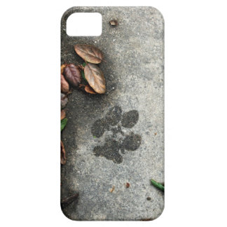 Paw Print Case For The iPhone 5