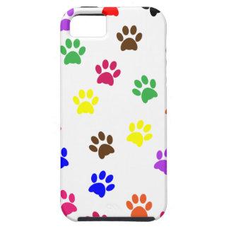 Paw print dog pet fun iphone 5 case mate tough