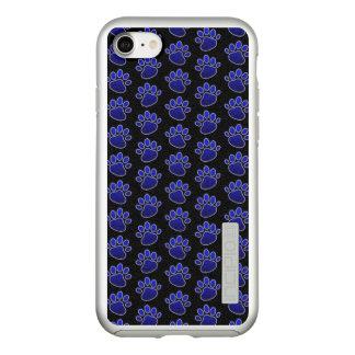 Paw Print Incipio DualPro Shine iPhone 8/7 Case