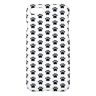 Paw Print Pattern iPhone 8/7 Case