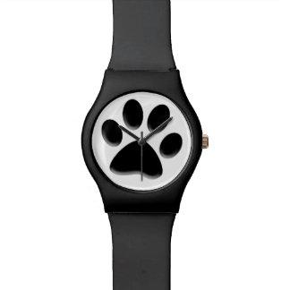 Paw Print Watch
