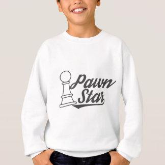 pawn star chess club sweatshirt