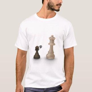 Pawn takes Queen T-Shirt