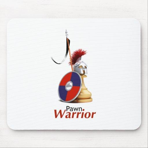 Pawn Warrior: Mousepad [H-DN1]