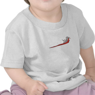 PawPaw with Blanket Infant T Tee Shirts