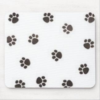 Pawprint Mouse Pad