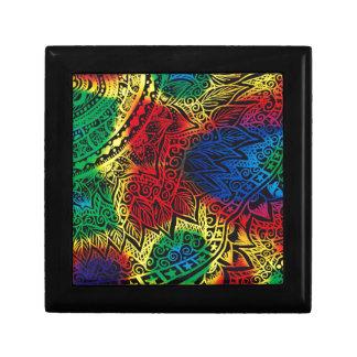 Pawprint Rainbow Gift Box
