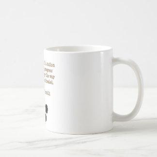 PawPrintGhandi Coffee Mug