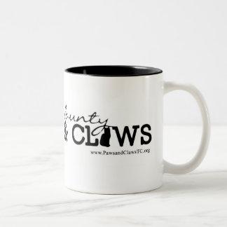 Paws and Claws Mug