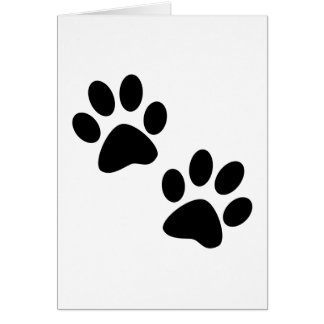 Paws Card