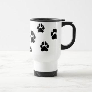 Paws for a cuppa !! travel mug