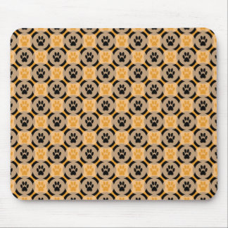 Paws-for-Business Mousepad (Mustard)